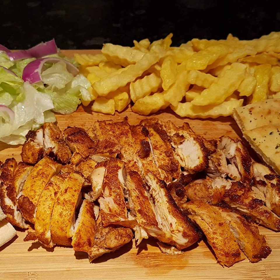 Chicken Shawarma/Kebab