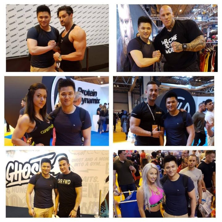 Bodypower 2017