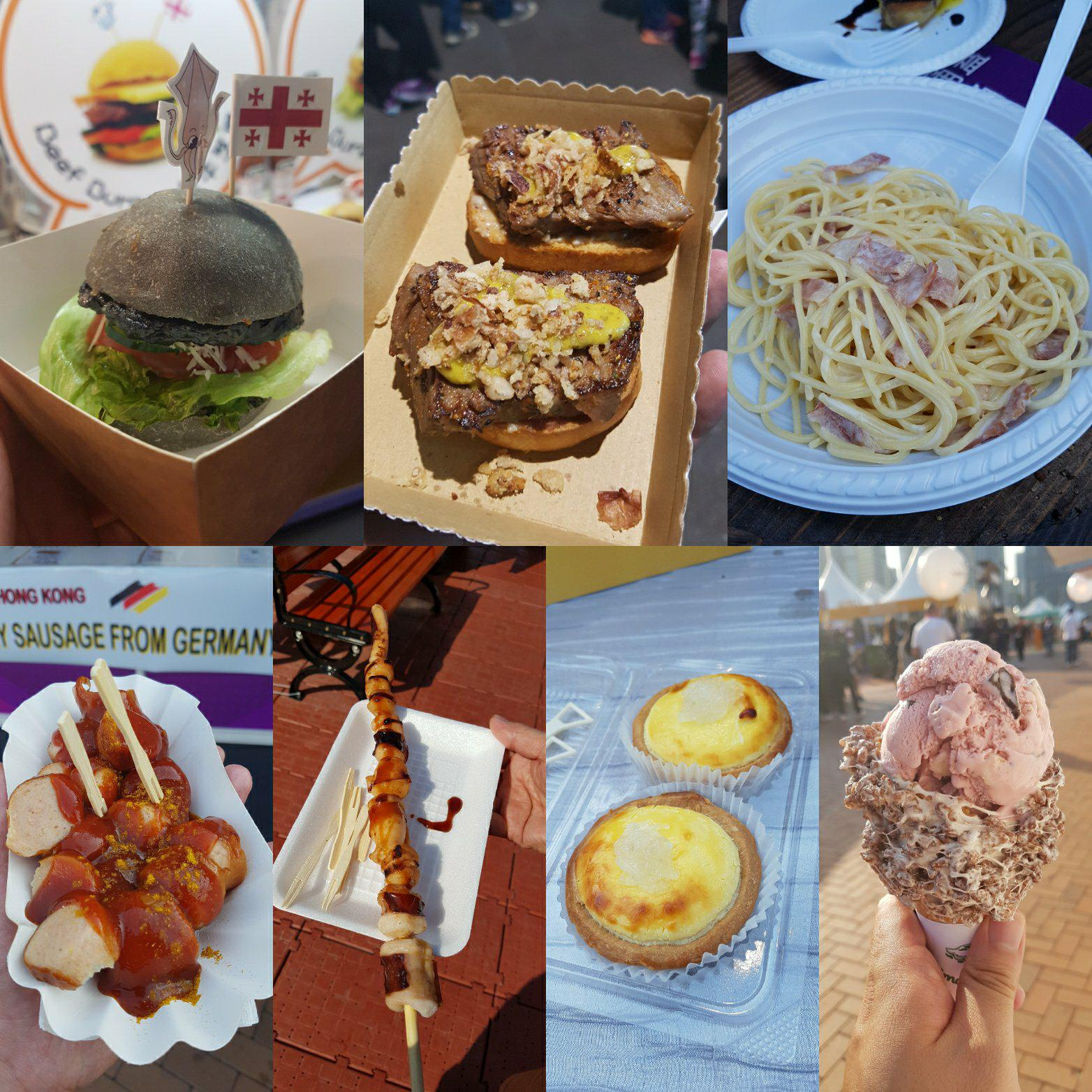 CCB (Asia) Wine and Dine Food Festival in Hong Kong