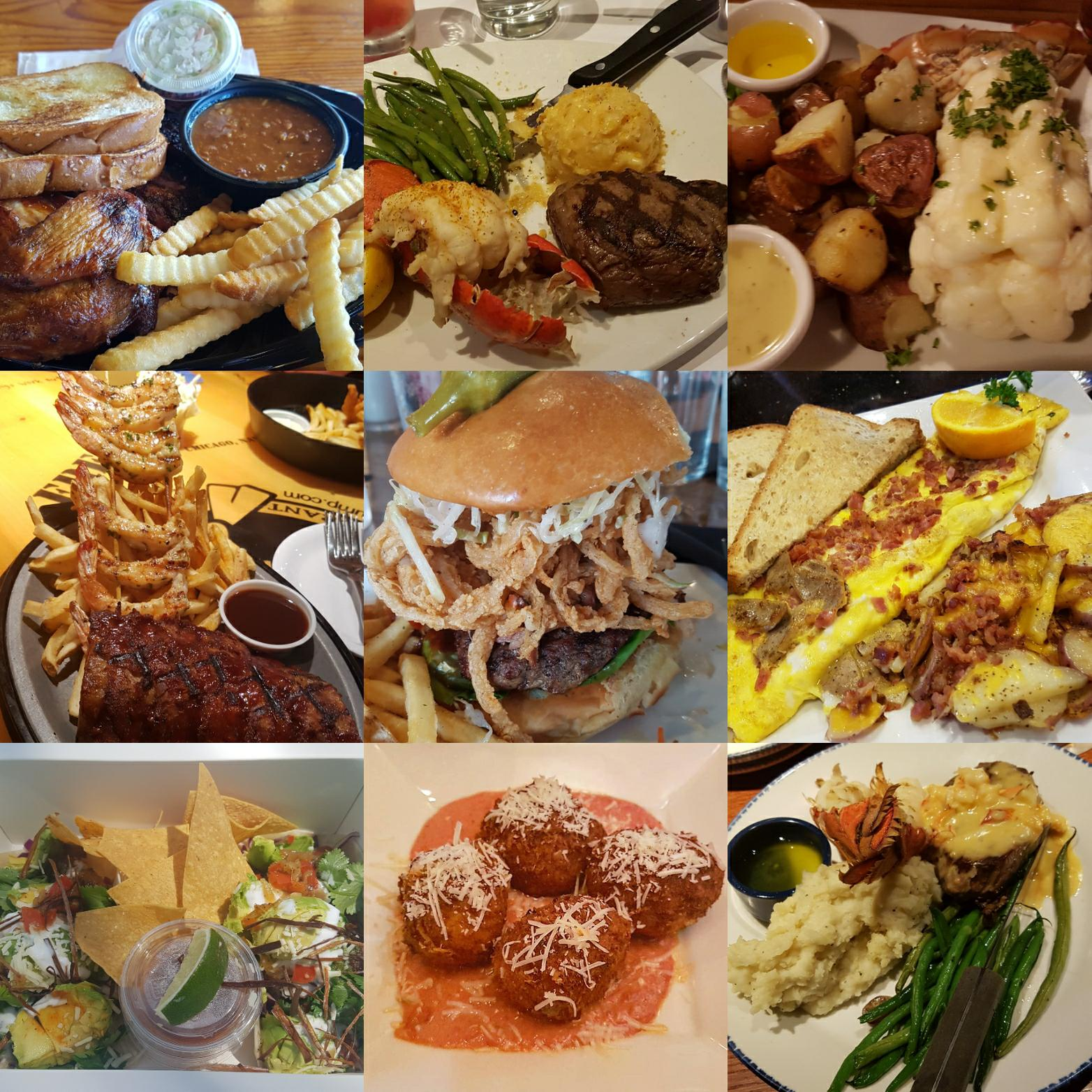 Food in Florida 2018